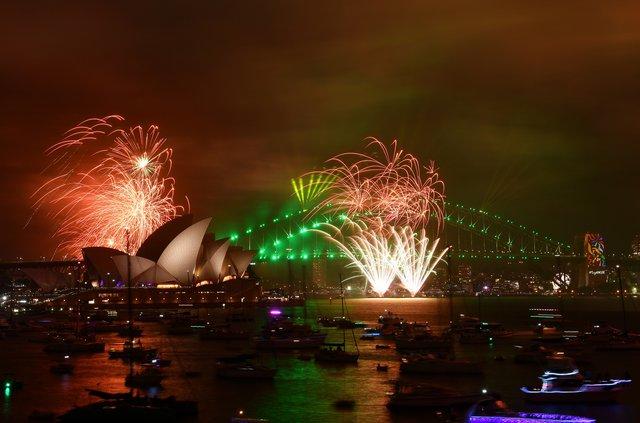 Ano-Novo em Sydney