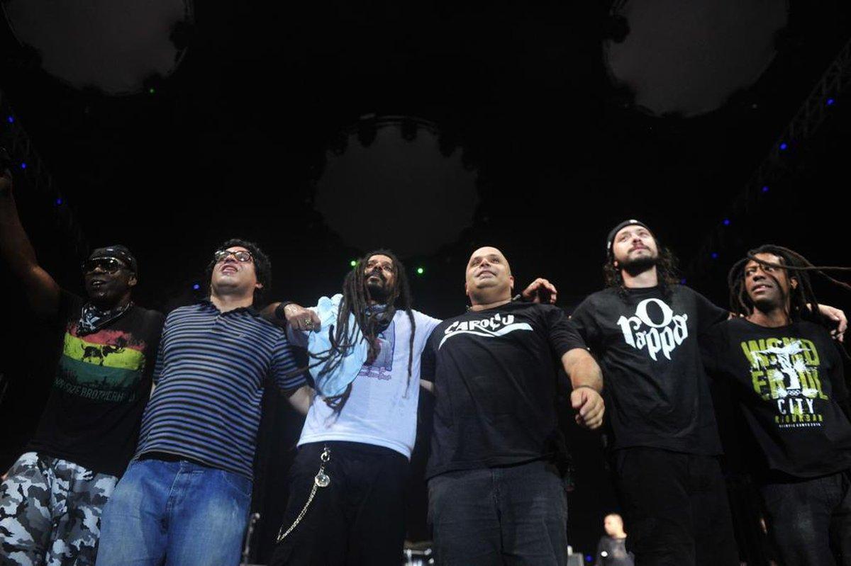 O Rappa volta ao Planeta Atlântida com turnê de despedida