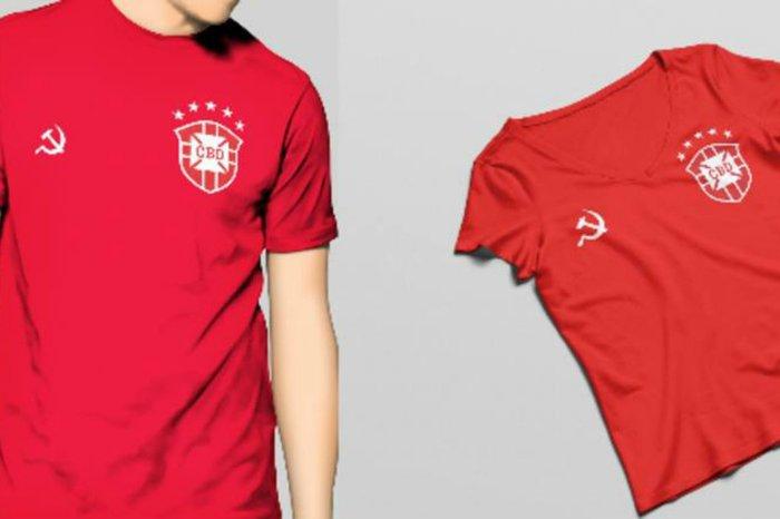 875f6e0dd2 Luísa Cardoso explicou que a camisa é para quem não quer ser confundido com