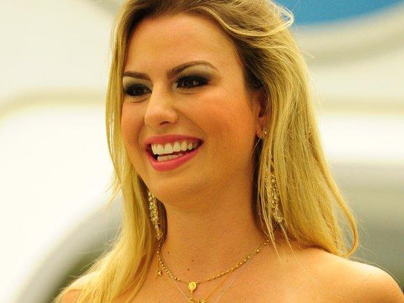"Após vencer o ""BBB 13"", Fernanda Keulla voltou ao reality como ..."
