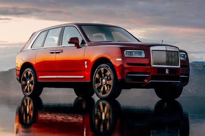 5b94f036f Rolls Royce divulga o Cullinan, primeiro SUV da marca | GaúchaZH
