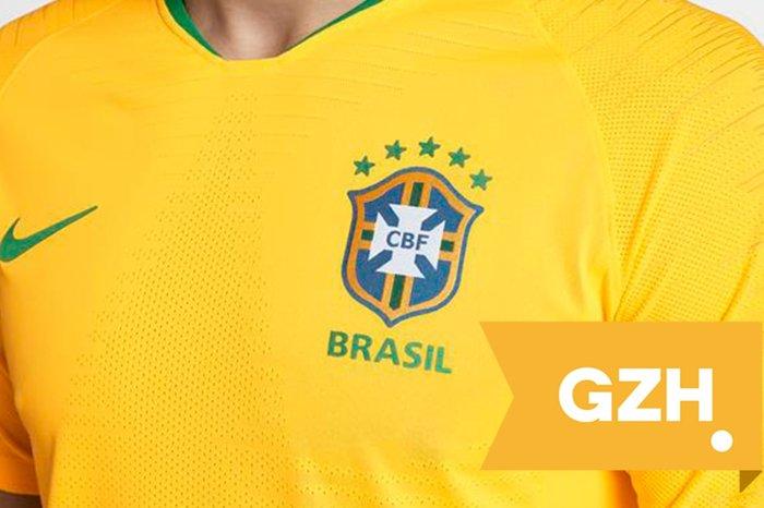 2c380d20ab373 Saiba tudo sobre o uniforme da Seleção Brasileira na Copa da Rússia ...
