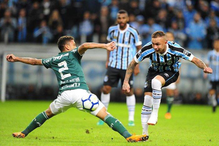 78c2215c7f CBF confirma mudança de estádio para Palmeiras x Grêmio pelo ...