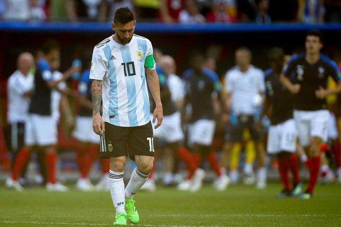 Messi não jogará amistoso contra a Seleção Brasileira  4389e234acd19