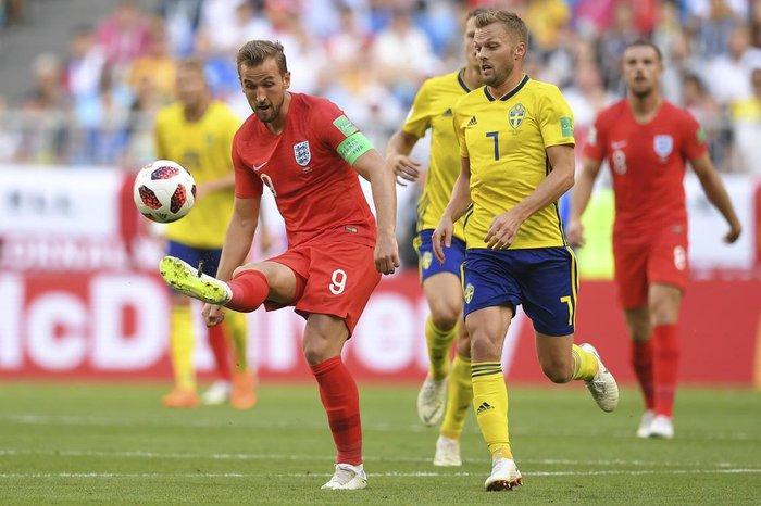 93f46b19ee94f Seleção europeia é liderada pelo goleador Harry Kane