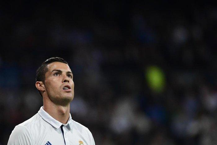d2993b7fa PIERRE-PHILIPPE MARCOU   AFP Cristiano Ronaldo deixou o Real Madrid ...