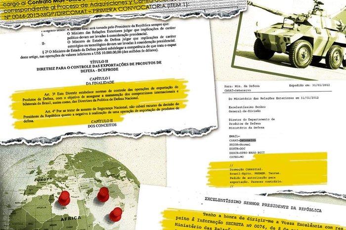 Constrangimento: documentos revelam que Brasil negociou