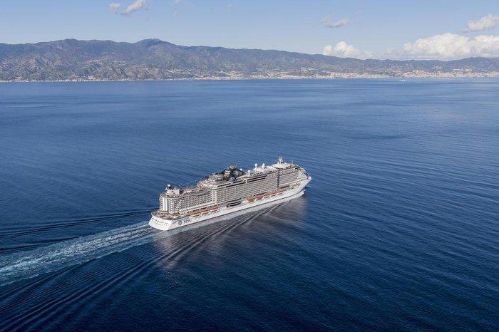 Saiba quais são os navios que farão a temporada de cruzeiros 2018 ... c4a117c737a7c