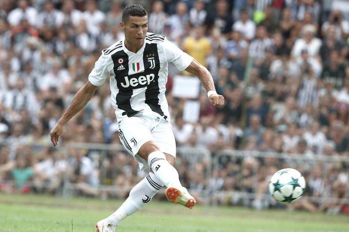 Juventus sai em defesa de Cristiano Ronaldo por acusação de estupro ... 227629c135835