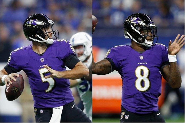 Quinta Oval  como o Baltimore Ravens pode construir um sistema com ... ed6a6030b7608
