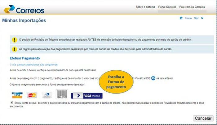 c7be3acfc Saiba como pagar a nova taxa dos Correios sobre encomendas ...