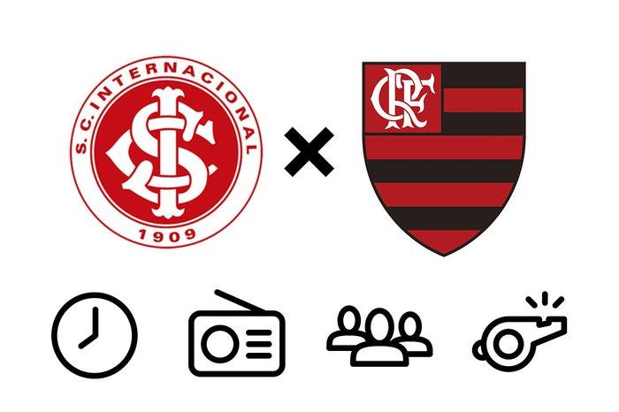 Inter X Flamengo Horário Como Assistir E Tudo Sobre O Jogo