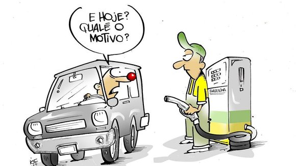 Iotti: novo aumento da gasolina | GZH