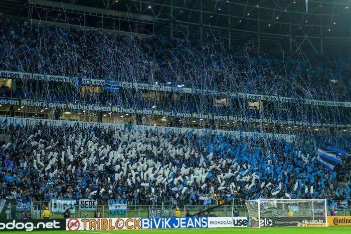 Grêmio e Ceará deverá ter 40 mil torcedores  20b0b6f903bf1
