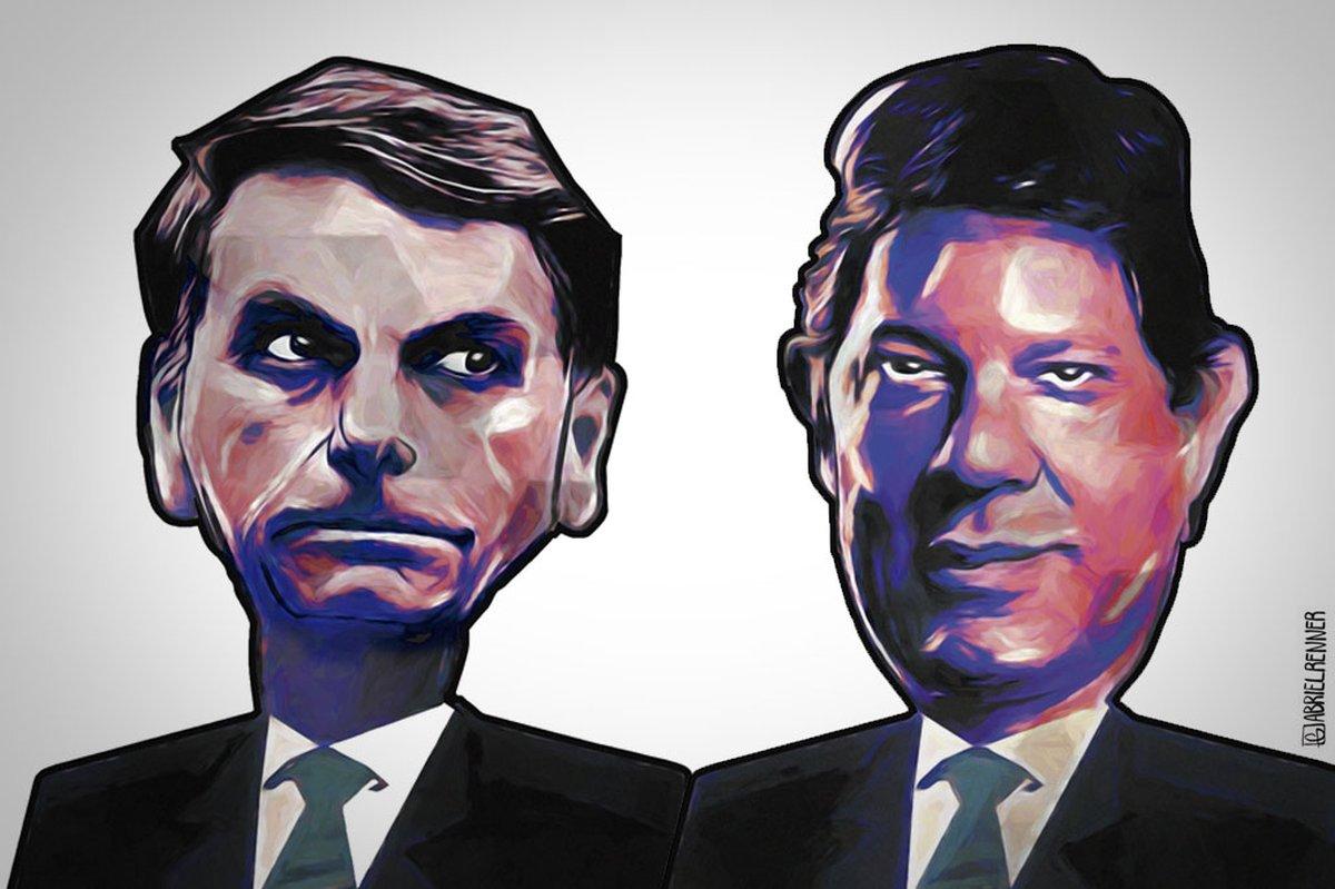 O que dizem os planos de governo de Bolsonaro e Haddad sobre defesa