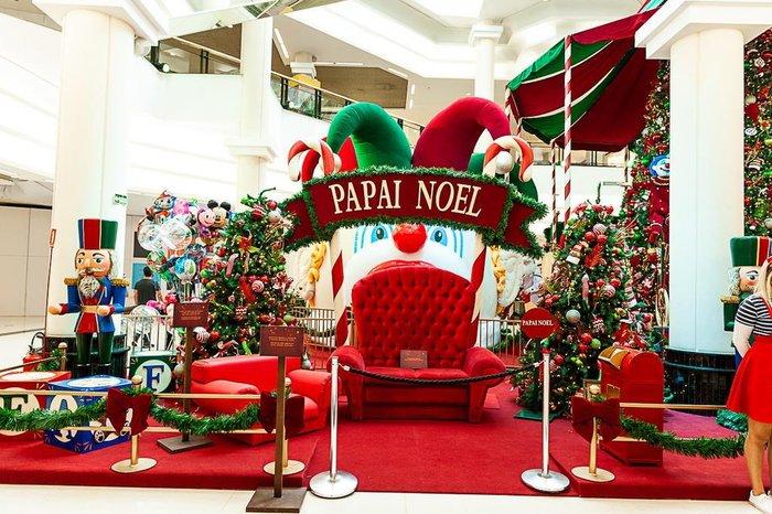 6da3f6cdd Confira as atrações de Natal em shoppings de Porto Alegre