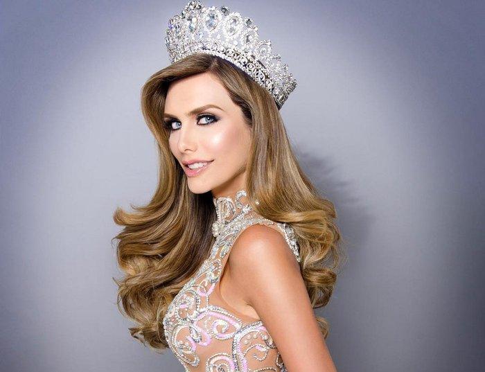 Miss Universo 2018  trans espanhola é a favorita para vencer o ... 16dd7f3063e11