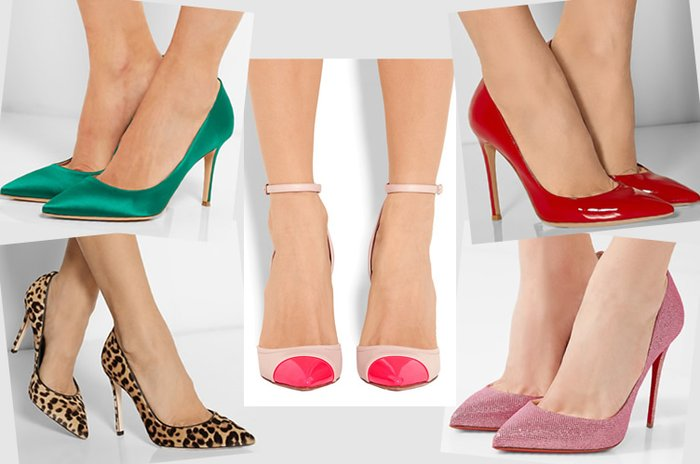 83854493d Scarpin colorido: saiba como combinar o sapato em diferentes tipos de looks