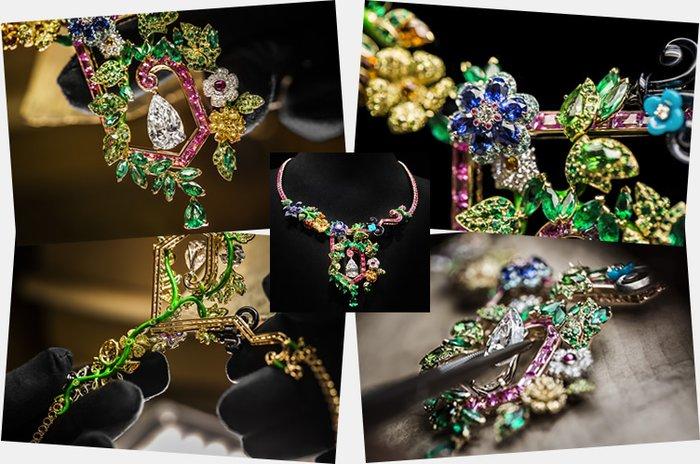 c6435d4968e Dior à Versailles  conheça a coleção de joias mais luxuosa da história da  grife