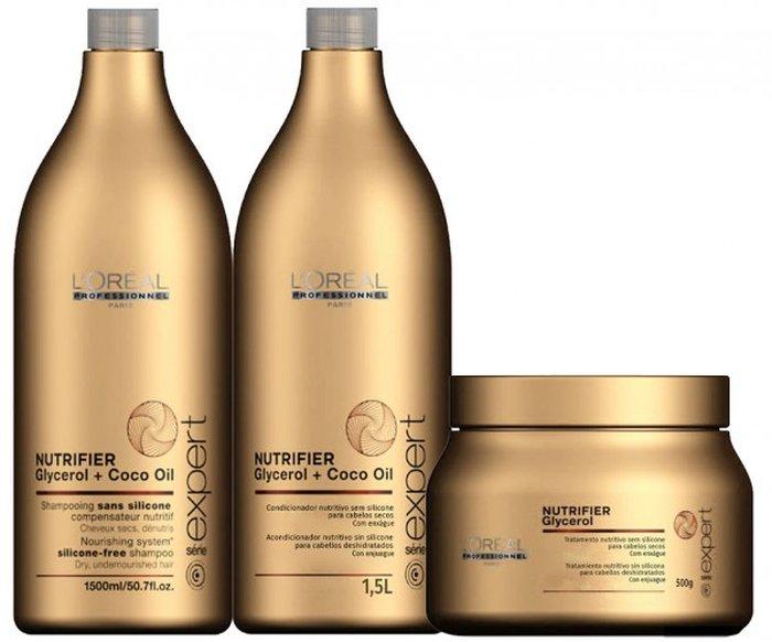 f468c81495 Indicado para quem tem cabelos secos. Seguindo a moda do óleo de coco, dá  brilho e suavidade aos fios. Para um melhor resultado, você deve lavar os  cabelos ...