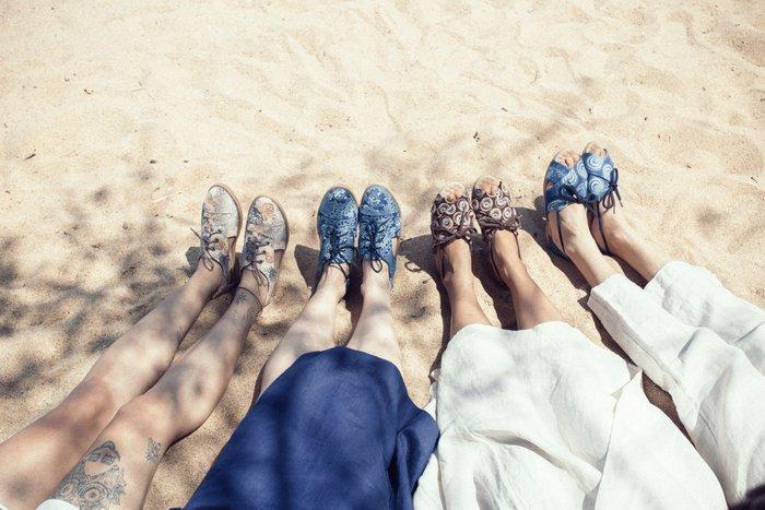 569c62639 Insecta Shoes lança coleção com marca sul-africana que ajuda a ...