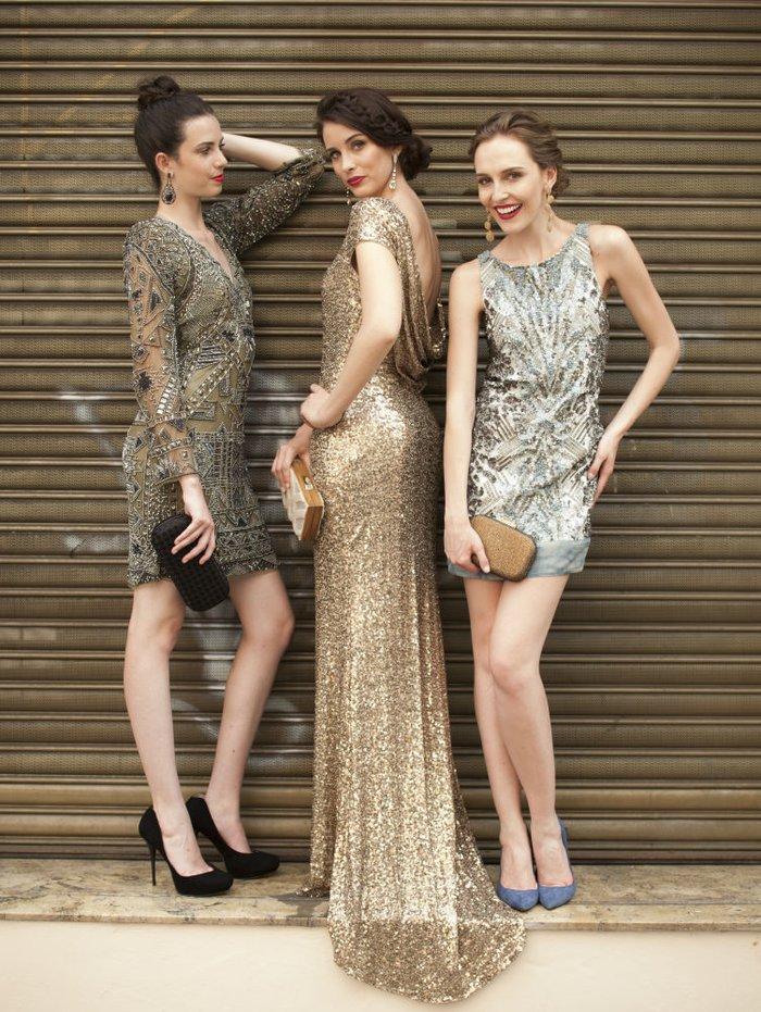 8bd71d2e1 Vestido Diamond for Eden, aluguel R$ 680 na Rentelier (valor de mercado R$  2,3 mil); brincos Nadia Gimenez, aluguel a R$ 50 na Hello Dress (valor de  mercado ...