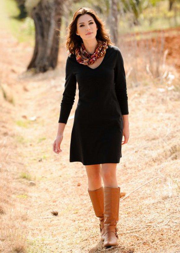752714853f7d Dicas para escolher o vestido preto ideal e arrasar! | Donna