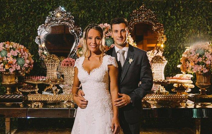 205fbd008e 10 dicas para não errar na mesa de doces na sua festa de casamento ...