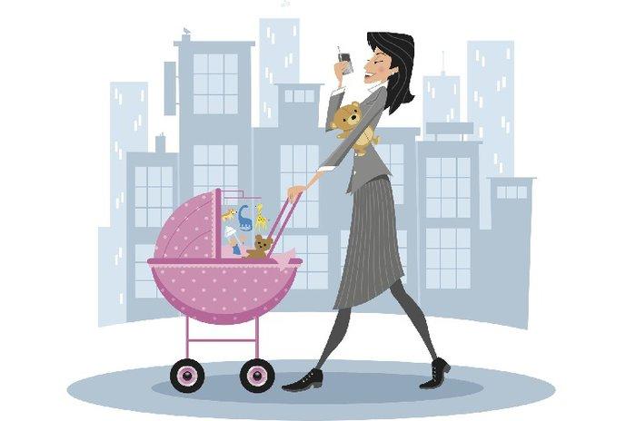 O Retorno Da Licença Maternidade Dez Dicas Para Mães E Empresas Donna