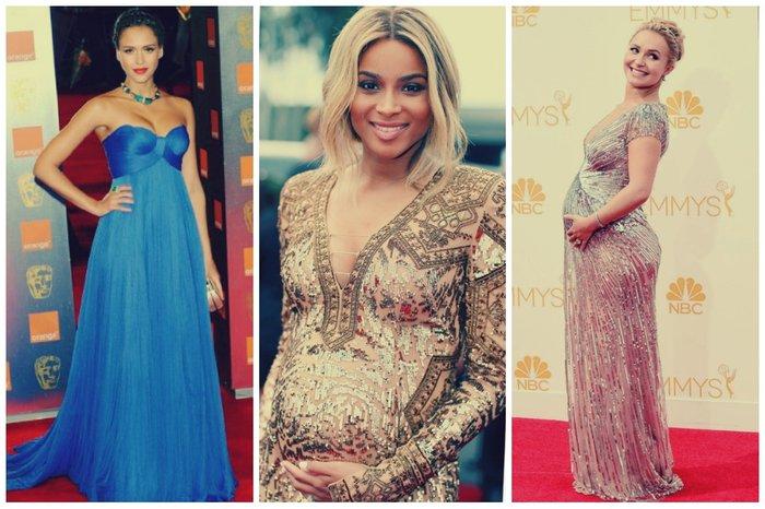 4280ef071 Vestidos de festa para grávidas  5 estilos para cada tipo de corpo ...