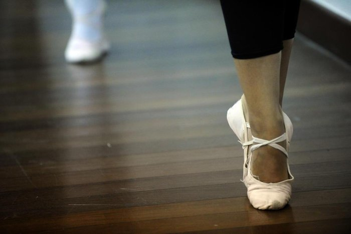 23a8648961 Foi só as blogueiras fitness começarem a divulgar o Ballet Fitness da Betina  Dantas