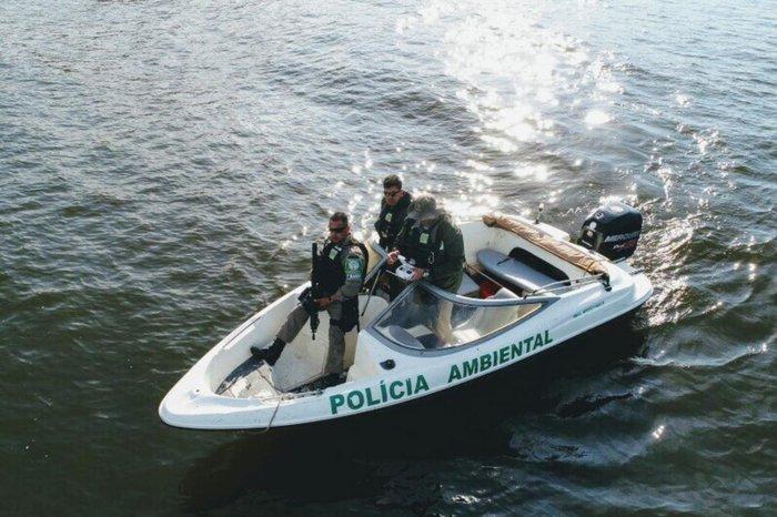 Comando Ambiental / Divulgação