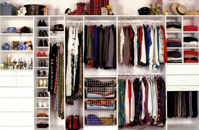 9734753cc 10 dicas para organizar o guarda-roupa que mudarão sua vida em 2015 | Donna