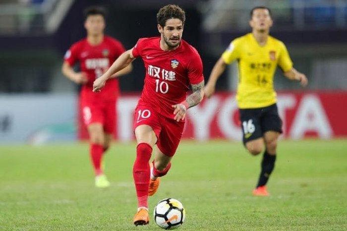 Divulgação   Tianjin Quanjian F.C. Pato ... d236c15a44b97