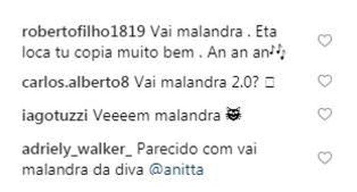 Colagem / Instagram