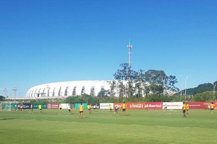 480b7e58b82 Rodrigo Oliveira   Agência RBS Inter enfrenta o São José neste domingoRodrigo  ...