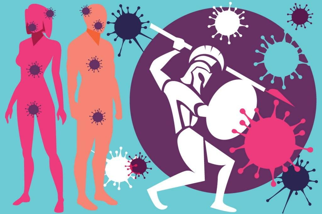 Baixa imunidade como tratar