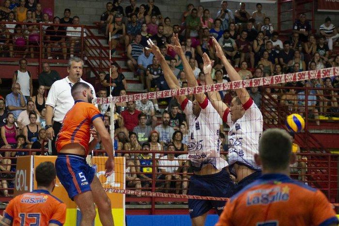 Pérsio Ciulla / TXT Sports/APAV/Divulgação