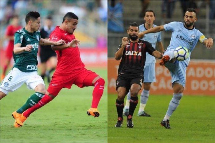f5399ddab Montagem sobre fotos de Ricardo Duarte   Inter e Lauro Alves   Agência RBS