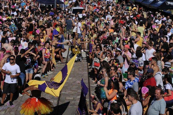 Carnaval movimenta cidades do Interior do Rio Grande do Sul