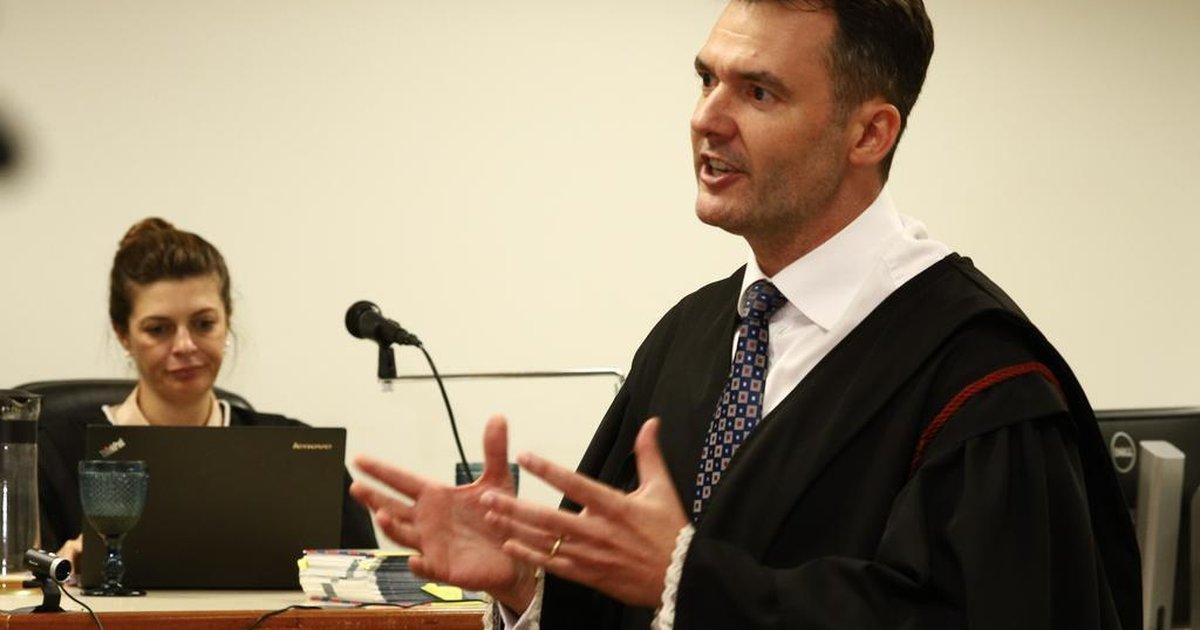 """""""O Leandro achava que era um bom pai"""", diz defesa de Boldrini em julgamento em Três Passos"""