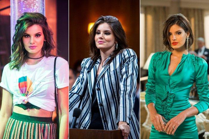 Os Melhores Looks De Camila Queiroz Em Verão 90 A Novela