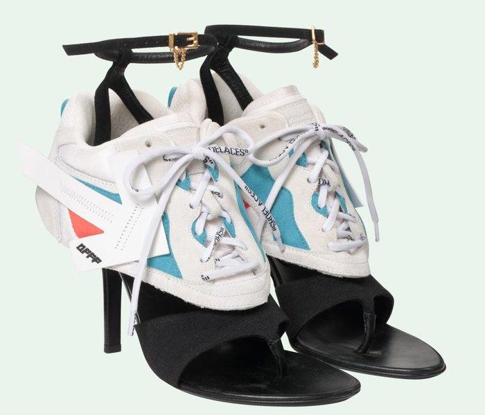111ad0e4d Polêmica fashion do momento  conheça o calçado que é meio tênis ...