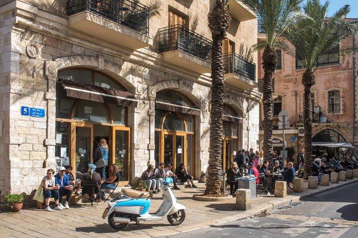 Jafa em Israel ganha repaginada de luxo