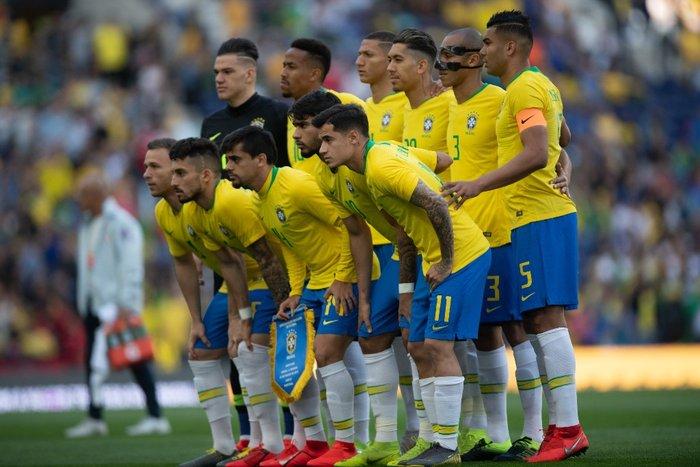 2fee0493b66c3 Gustavo Fogaça. O que acontece com a Seleção Brasileira  Foto  Pedro  Martins Mowa Press