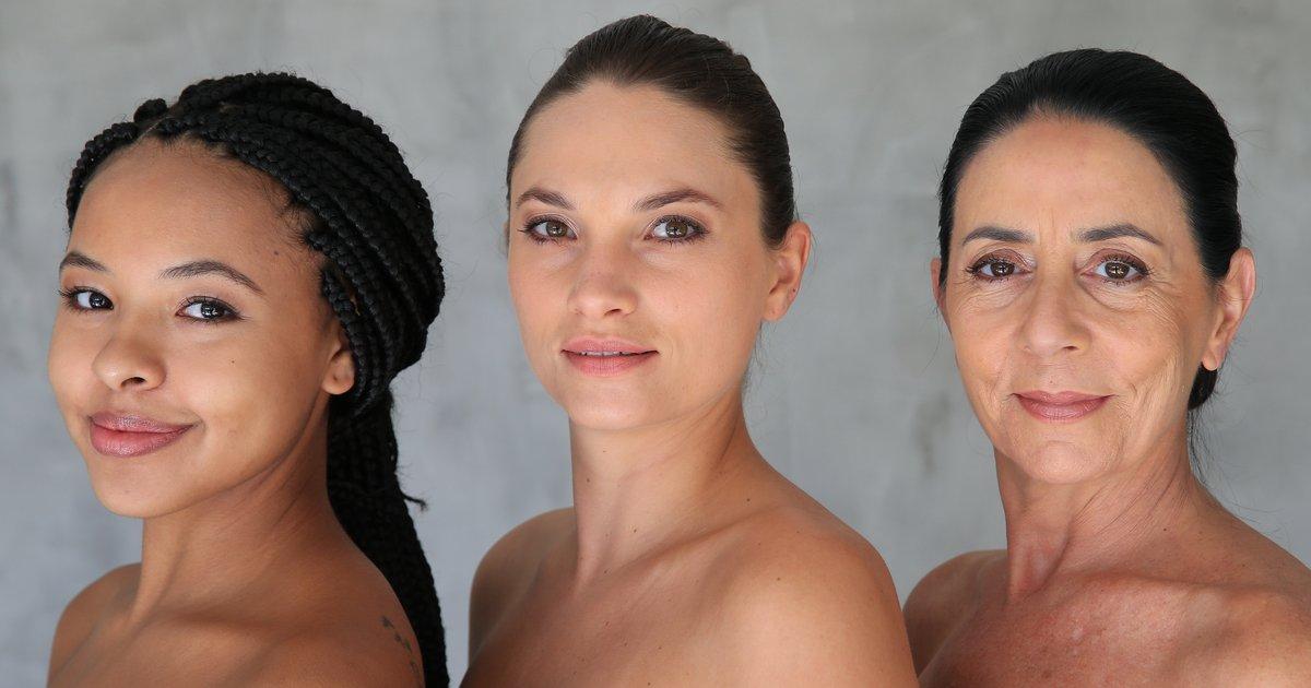 Resultado de imagem para padrão de beleza  negrana terceira idade