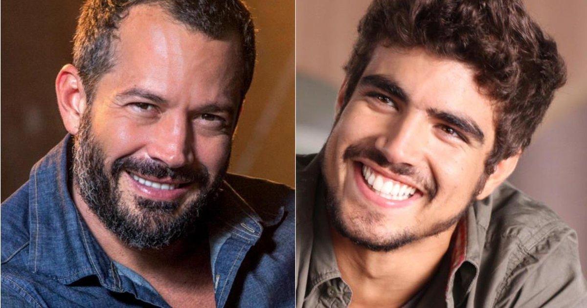 Caio Castro e Malvino Salvador vão viver par romântico em nova ...