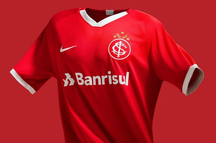 4f548ea46 Nova camiseta do Inter é divulgada pela Nike