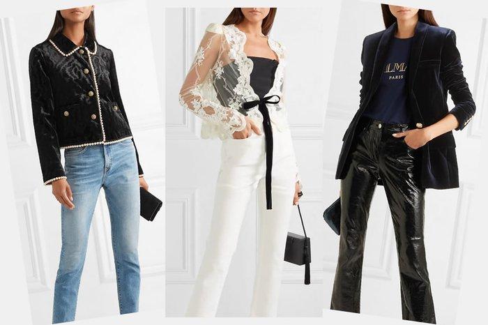 bcd900fa9 Nas roupas ou em acessórios, veja inspirações de looks com veludo ...