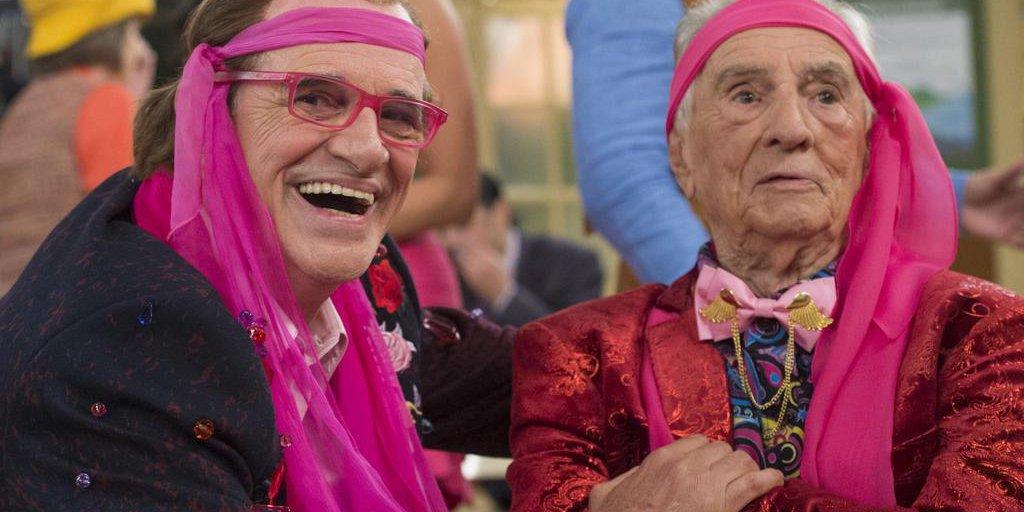 """Orlando Drummond, o Seu Peru, completa 101 anos e ganha homenagem da  """"Escolinha""""   GZH"""